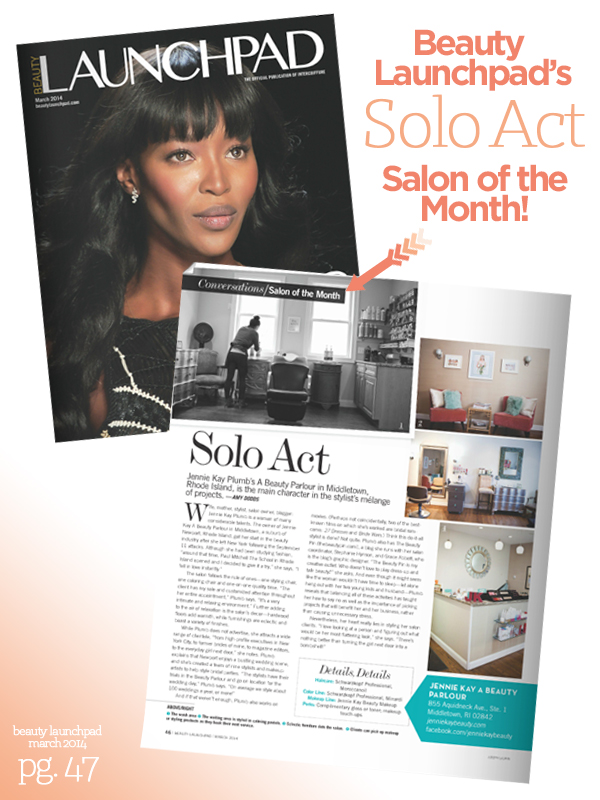Solo act beauty launchpad s salon of the month the beauty pin